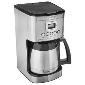 Cuisinart 12 Cup Programmable Thermal Coffeemaker