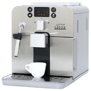 02. Gaggia Brera Super-automatic Espresso Machine