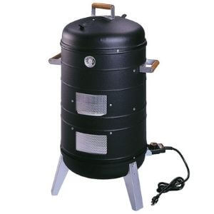 Americana 2 In 1 Electric Water Smoker