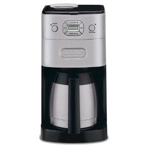 Cuisinart DGB-650BC Grind-and-Brew Coffeemaker