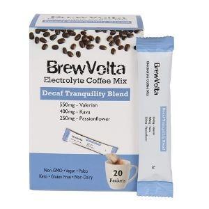 BrewVolta Electrolyte Decaf Tranquility Coffee
