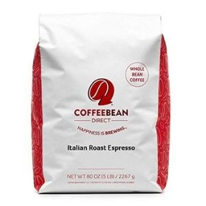 Coffee Bean Whole Bean Coffee Direct Italian Roast Espresso