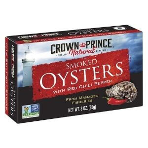 Crown Prince Natural Smoked Oyster