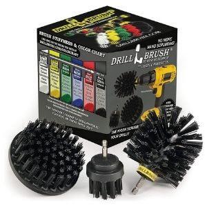 Drillbrush Industrial Brush