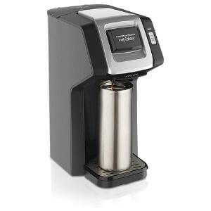 Hamilton Beach FlexBrew Single Serve Coffee Maker