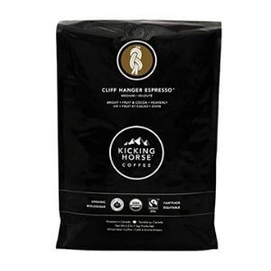 Kicking Horse Whole Bean Coffee, Medium Roast