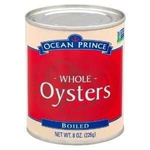 Ocean Prince Boiled Oysters