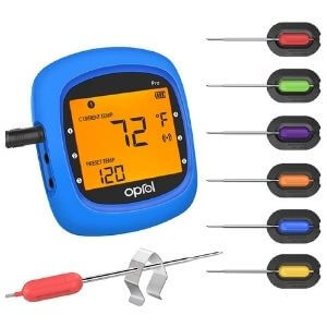 Oprol Bluetooth Meat Thermometer