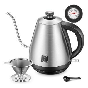 Pour Over Coffee Kettle with Coffee Dripper