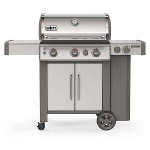 Weber 61006001 Genesis II S-335 3-Burner Liquid Propane Grill