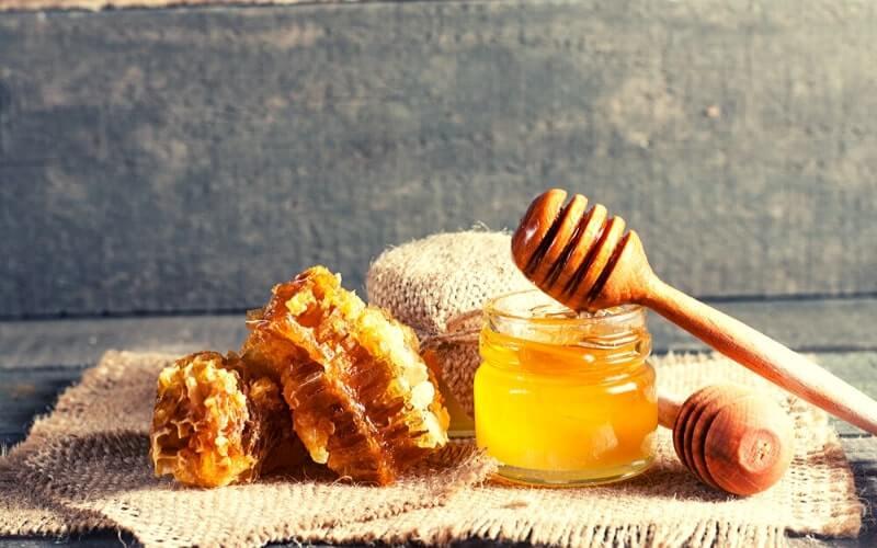 alternative for honey