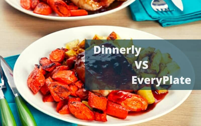 Dinnerly vs Everyplate