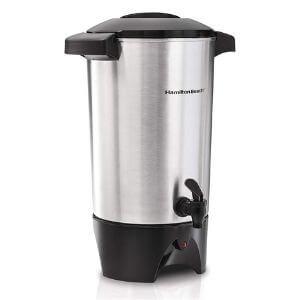 Hamilton Beach 45 Cup Coffee Urn and Hot Beverage Dispenser