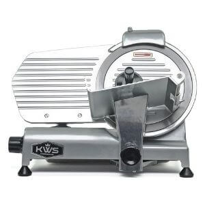 KWS Commercial 320w Electric Meat Slicer