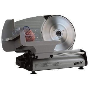 Stainless Steel Electric Food and Meat Slicer