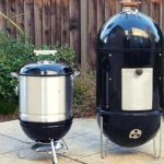 weber smokey mountain grill