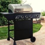 nexgrill 4 burner propane gas grill