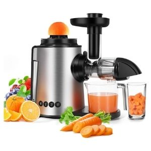 Slow Masticating Cold Press Juicer Machine
