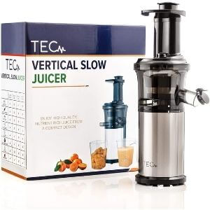 TEC Slow Masticating Cold Press Juicer