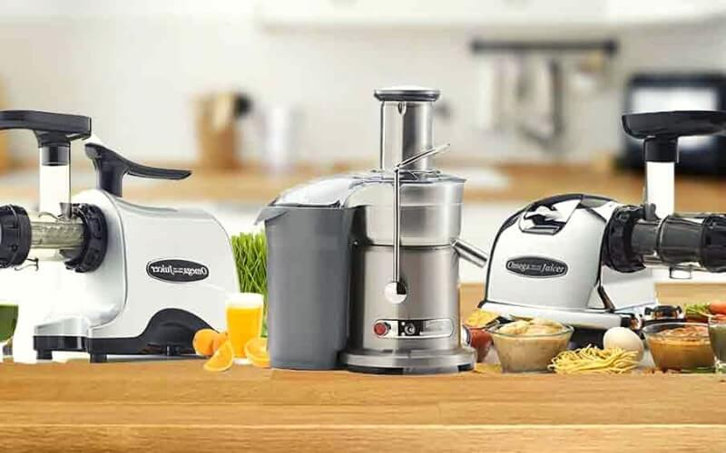 Twin Gear Juicers