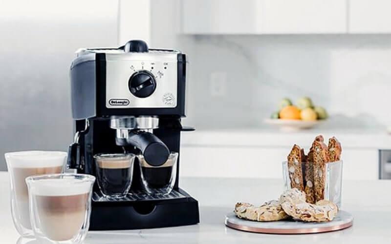 delonghi pump espresso machine