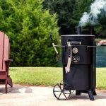 barrel smoker grill