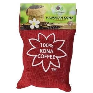 100 Hawaii Hawaiian Kona Extra Fancy Coffee Beans