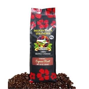100 Kona Coffee Espresso Roast