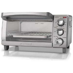 BLACKDECKER Toaster Oven with Natural Convection