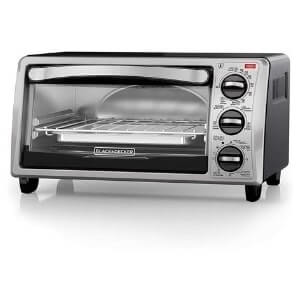 BlackDecker TO1313SBD Toaster Oven