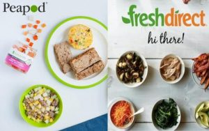 FreshDirect vs Peapod