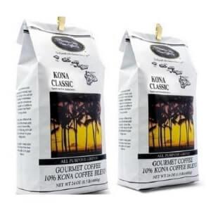 Hawaiian Isles Kona Classic Coffee
