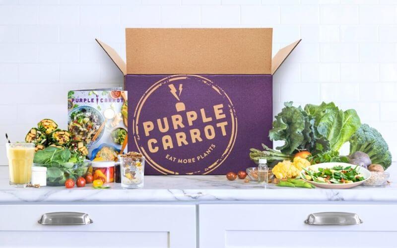 Purple Carrot So Unique