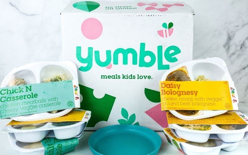yumble kids meals