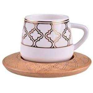 Alisveristime Arabic Coffee Espresso Cup