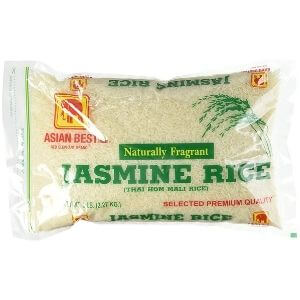 Asian Best Jasmine Rice