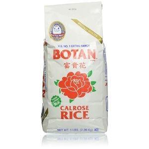 Botan Musenmai Calrose Rice