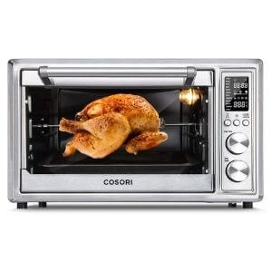 COSORI Air Fryer Toaster Oven Combo