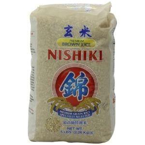 NISHIKI Premium Brown Rice