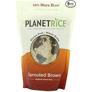 Planet Rice Sprouted Brown Gaba Rice