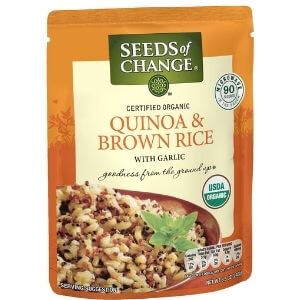 SEEDS OF CHANGE Brown Rice