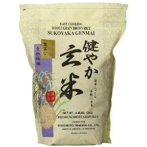 Sukoyaka Brown Rice