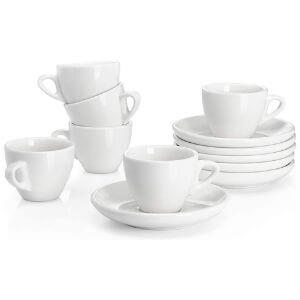 Sweese Porcelain Espresso Cups