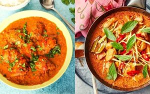 Thai Curry vs Indian Curry