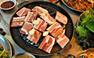 indoor grill for korean bbq