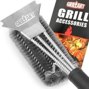 GRILLART Grill Brush