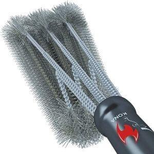 Kona 360 Clean Grill Brush