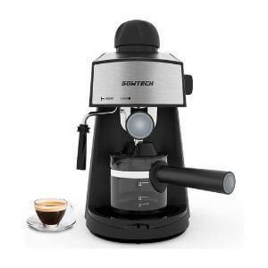 Espresso Machine 3.5 Bar 4 Cup Espresso Maker