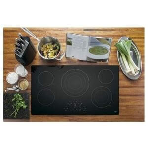 GE 36-Inch Smooth Top Electric Cooktop