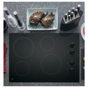 GE JP3030DJBB Smoothtop Electric Cooktop